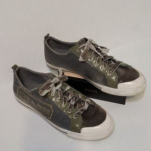 Coach Fagiana shoes women's size 9B